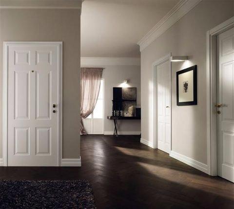 Межкомнатные двери белого цвета. Насколько они актуальны
