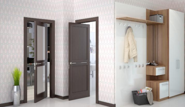 Двери Porta Prima для ванных комнат и санузлов