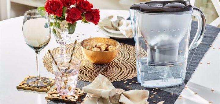 Фильтр кувшины для воды. Новая коллекция в стиле гламур