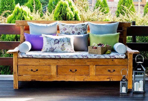Горячие тренды  Сал в доме- дом в саду