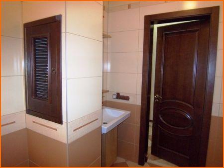 Какие двери в ванную стоит выбрать из МДФ
