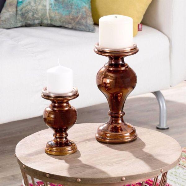 Какой Подарок выбрать Новогодние подарки для поклонника дизайна интерьера керамический подсвечник-