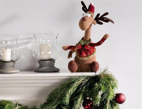 Какой Подарок выбрать Новогодние подарки для поклонника дизайна интерьера олень-