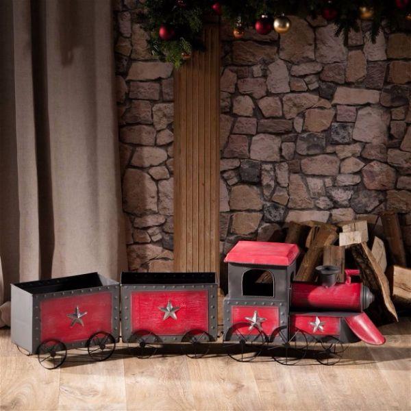 Какой Подарок выбрать Новогодние подарки для поклонника дизайна интерьера поезд-