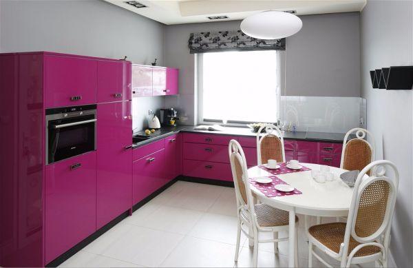 Какой цвет выбрать для кухни. Интересные идеи кухонной мебели-