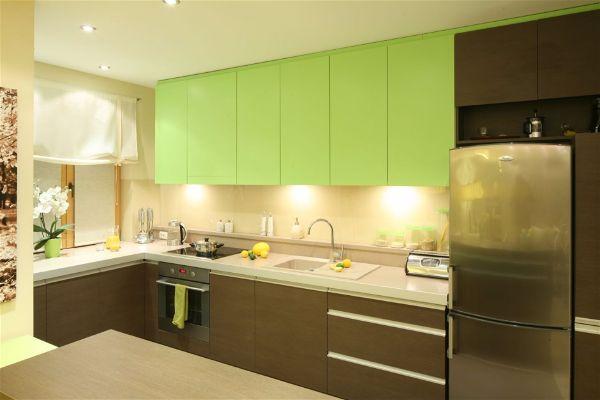 Какой цвет выбрать для кухни.