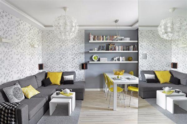 Решение небольшой квартиры