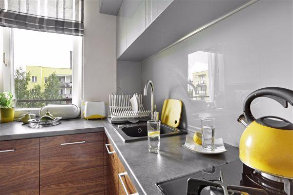 Решение небольшой квартиры. Небольшая- но практичная кухня-