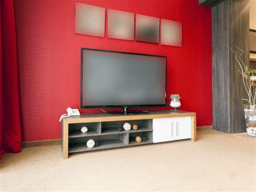 9 простых советов по фэн-шуй дома прикрыть телевизор