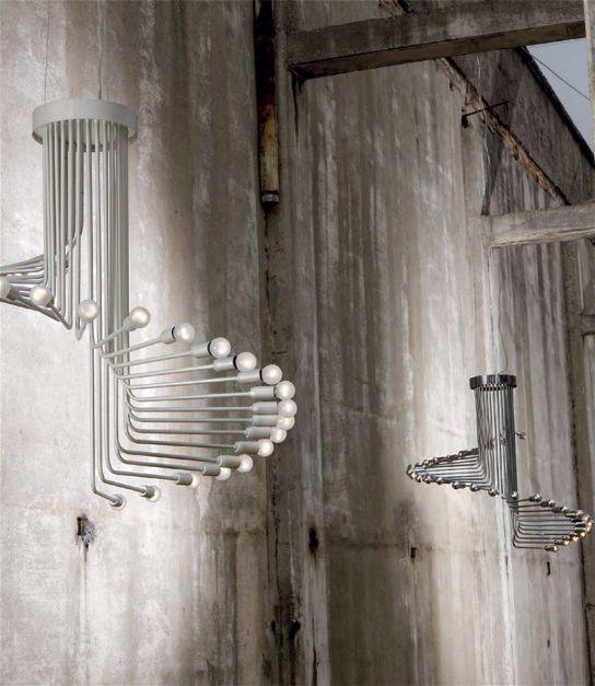 Современные светильники в стиле минимализм