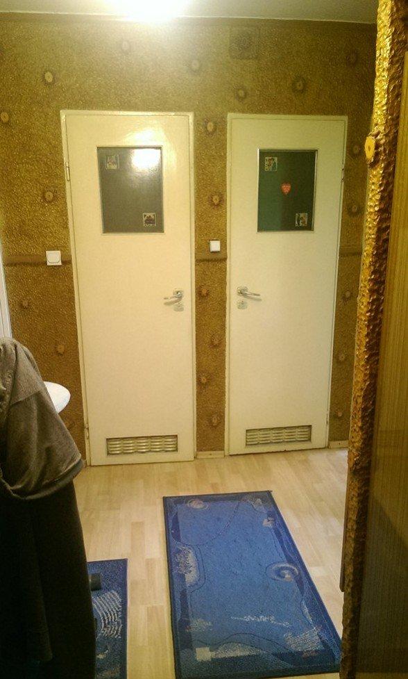 Быстрый ремонт в 42-метровой квартире коридор до