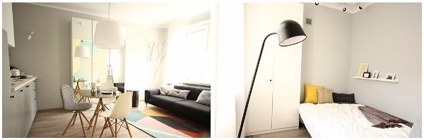 Как изменить интерьер небольшой квартиры в многоэтажке