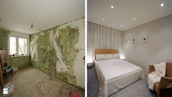 Как можно изменить интерьер квартиры 36 кв.метров