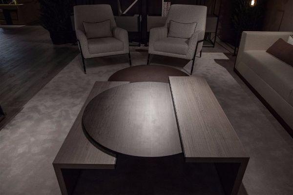 Тренды в интерьере представленные на выставке Maison & Objet  Aжурнальный столик  Можжевельник