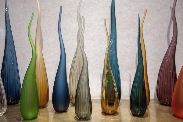 Тренды в интерьере представленные на выставке Maison & Objet  стекло стало популярным материалом