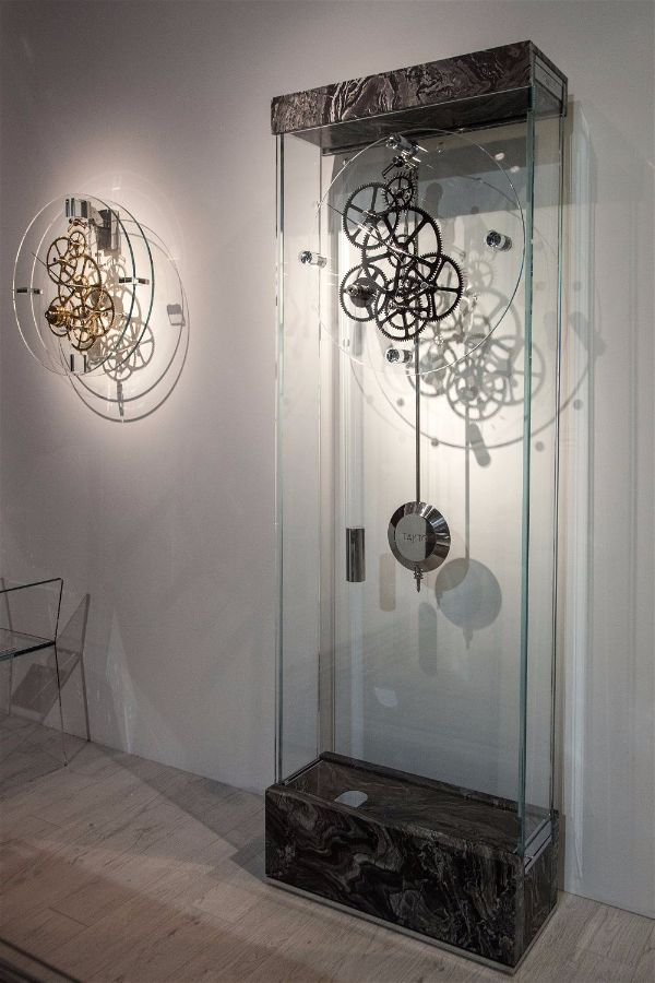 Тренды в интерьере представленные на выставке Maison & Objet.jpg к  старинные часы