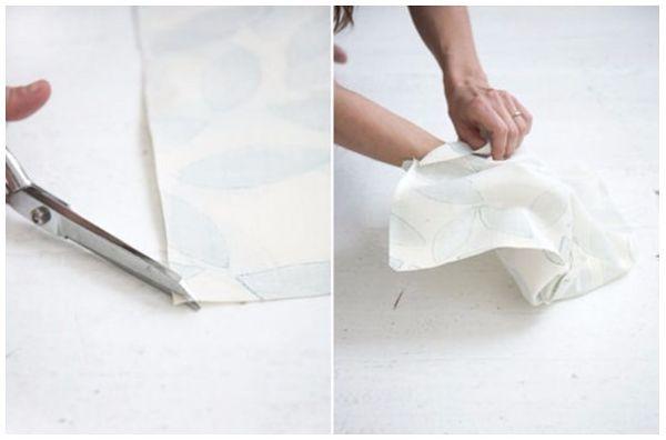 Как сделать подстилку для кота вывернуть ткань