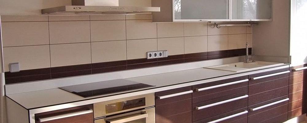Как выбрать плитку для кухни, Кухонный фартук