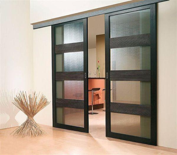 Раздвижные двери в квартире – решение для небольших интерьеров