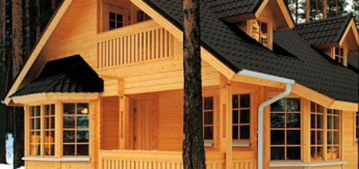 Полезные советы при строительстве деревянного дома