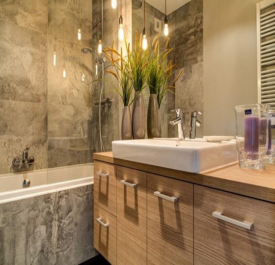 стильные идеи для декора ванной