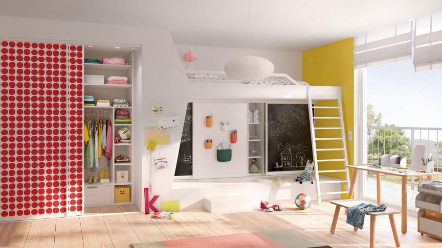 Функциональная Детская комната