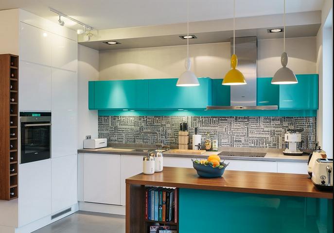 интерьер кухни современные идеи