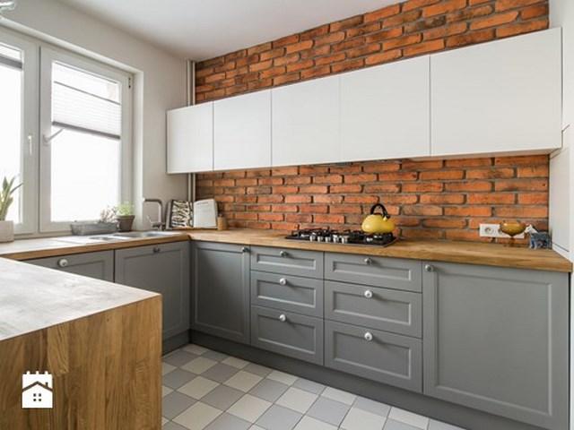 Современная Кухня. Что Вместо Плитки На Кухню