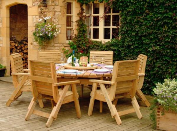 выбор садовой мебели