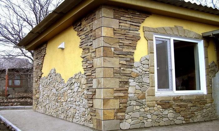 Какие фасады выбрать для Дома