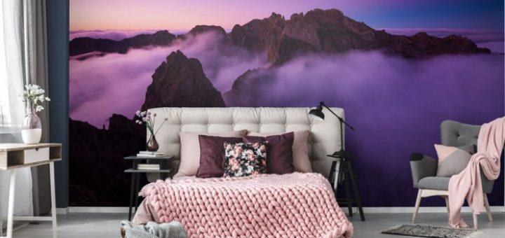Фиолетовый и его оттенки - это цвета Pantone