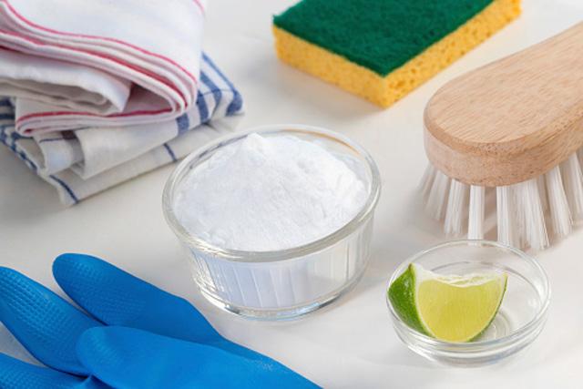 эко компоненты для уборки дома
