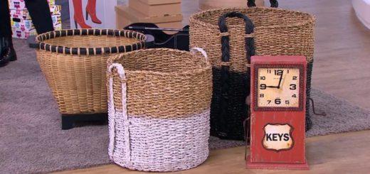 корзины для хранения