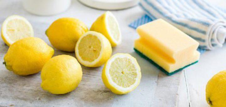 лимон против жира
