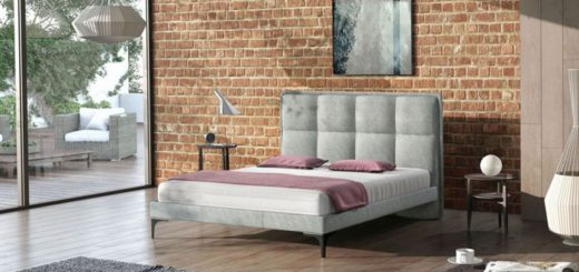 Дизайн спальни с кирпичной стеной [чайник]