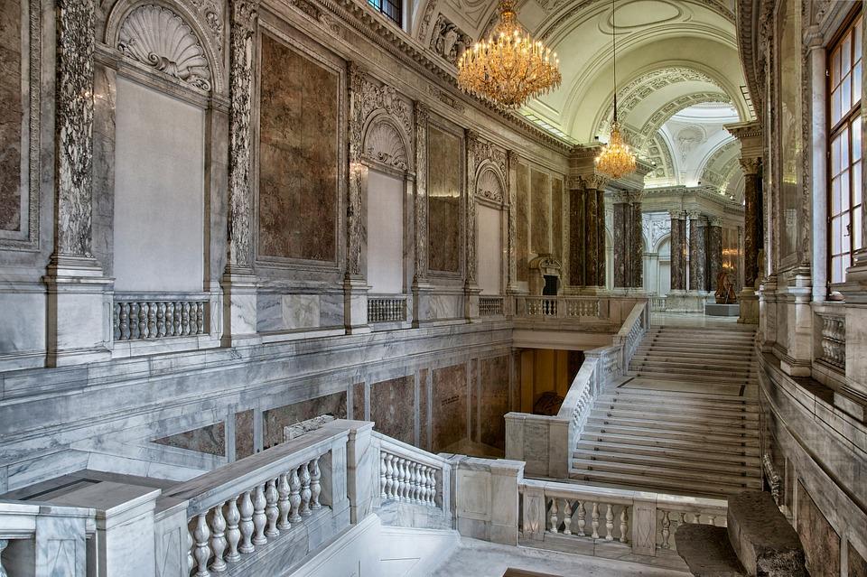 роскошный дворец