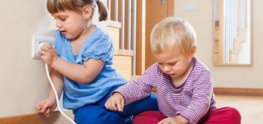 Обеспечение безопасности ребенка в доме