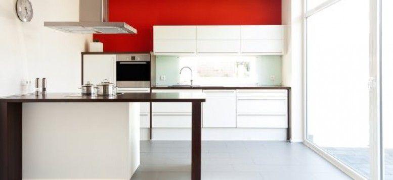 Правильно подобранные цвета в дизайне кухни
