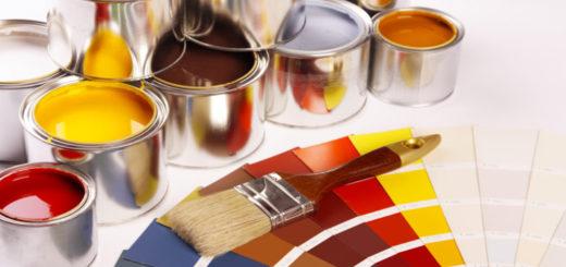 Важно правильно подобрать тип и цвет краски