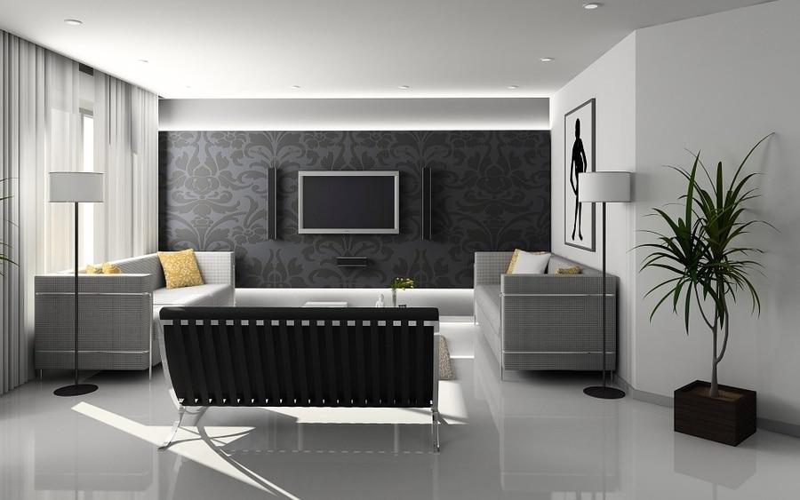 Важно правильно подобрать и расположить мебель и аксессуары в комнате