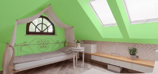 Цвет стен подобранный без ошибок играет главную роль в дизайне интерьера