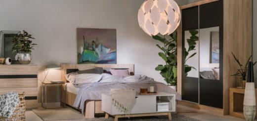 современная спальня невозможно без правильно подобранных аксуссуаров