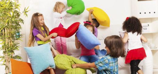 разные подушки для детей