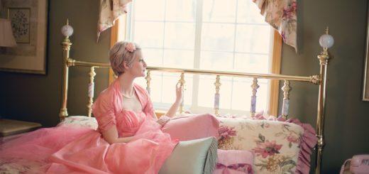 романтичекская спальня