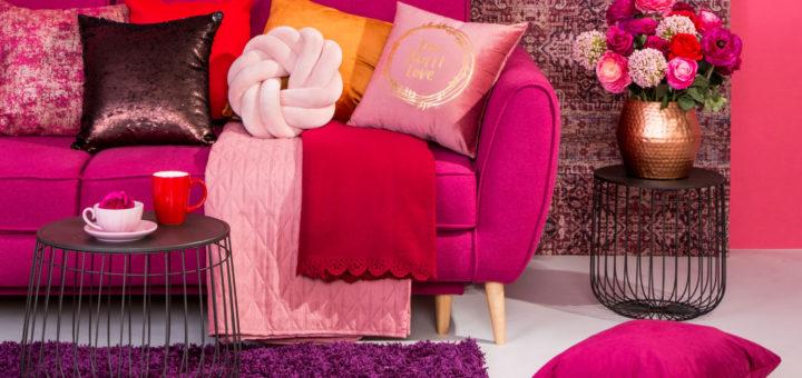 Выразительный оттенок розового может быть самым модным цветом 2019 году