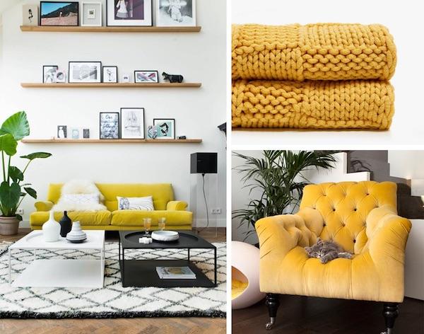 Ген-Yellow-это цвет моды