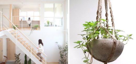 Стиль eco-friendly ворвался также в индустрии дизайна интерьера.
