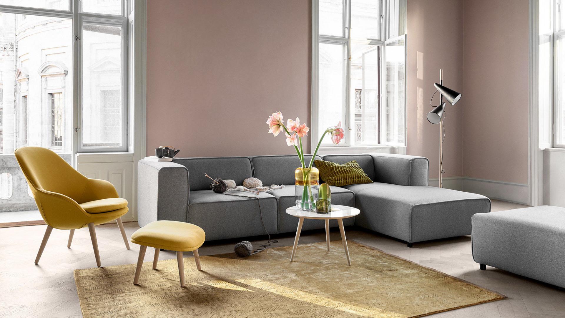 идеальное дополнение гостиной в стиле hygge