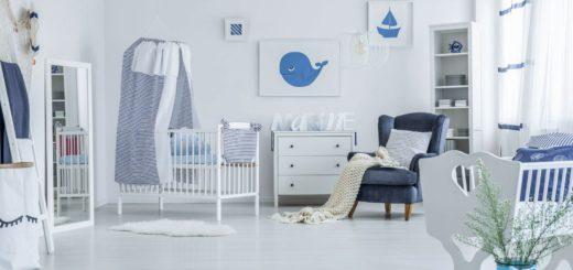 Детская комнатка