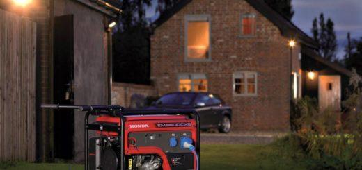 дизельный генератор для загородного дома